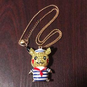 Jewelry - Cute Pikachu necklace 30 inch